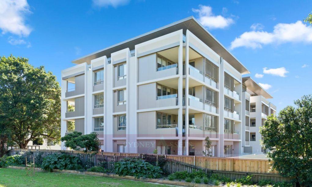 2BR / 10-16 Gilroy Road Turramurra NSW 2074